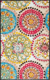 Teppich wash+dry Vintage Fresko