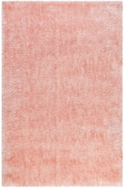 Teppich WECONhome Shiny Touch rosa