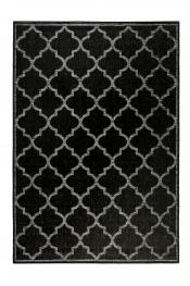 Sonderangebot Teppich WECONhome Gleamy Outdoor WH-4630-090 schwarz