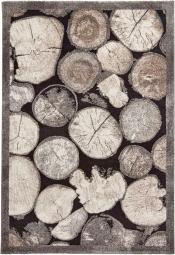 Teppich MonTapis 4626 Creme/Grau