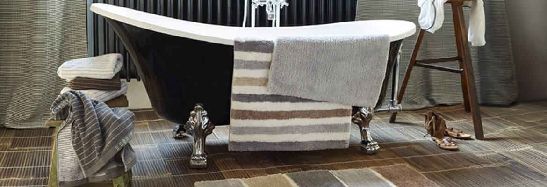 Badteppiche, Badematten, Teppiche fürs Badezimmer