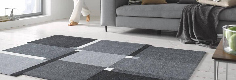 Fußmatten & Wohnmatten, auch als Läufer für Küche und Flur
